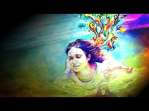 DMT ⚡ Release Lucid Dreaming Activation Frequency: Spiritual Psychedelic Trip Sleep Meditation Music