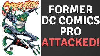 SJW'S Attack Former DC Comic Pro Ethan Van Sciver Over Indie Success!