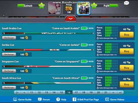 Selling 8 ball pool coins
