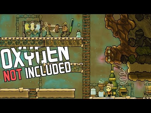 ASTEROID HEAT RISING + UNKNOWN RESOURCES? - Oxygen Not Included Gameplay Highlights Part 10