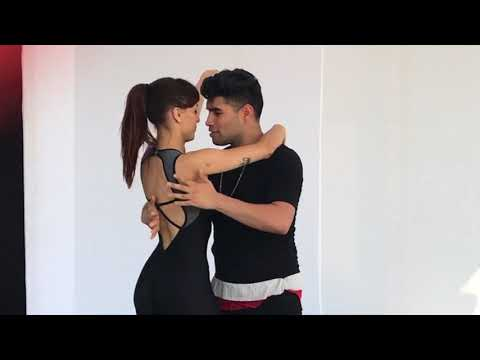 Imitadora – Romeo Santos / bachata style Marco y Sara workshop 2017