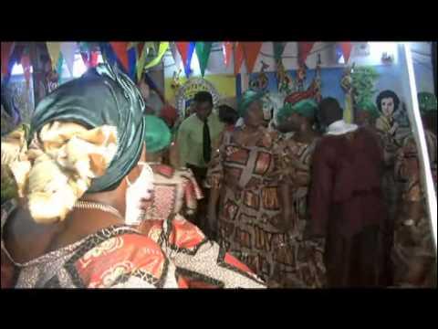 Petwo-Kongo rite: Viv Sen Jan (Long live Saint James) (Video 23)