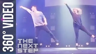 The Next Step Show The World Coming Home Performance 360 VR Video