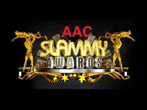 AAC TAKEDOWN 45 AAC SLAMMY AWARDS