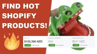 How To Find HOT Shopify Products On Facebook In Seconds! (Quick Trick)