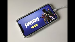 How to Download Fortnite on IOS ipa [No invite codes]