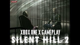 Silent Hill 2 HD - Xbox One X Backwards Compatible Gameplay (1080p)