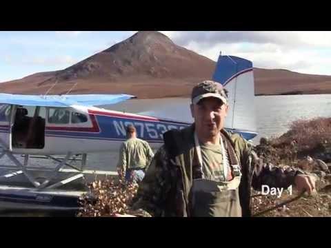 Float hunting Alaska Bragging rightz