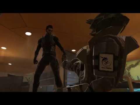 Deus Ex  Human Revolution Part 22   Ärger im Penthouse