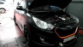 KERES Hyundai Tucson ix diesel ECU reflash
