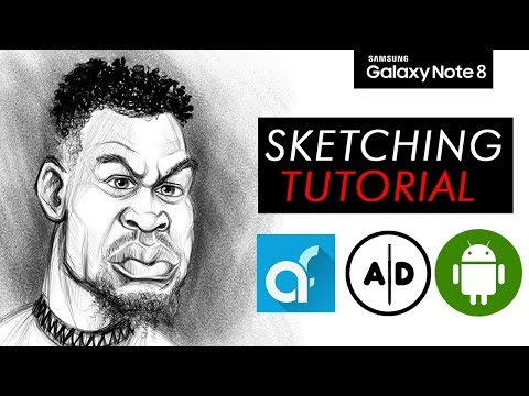 Artflow Tutorial  [Beginners] -2018- SKETCHING