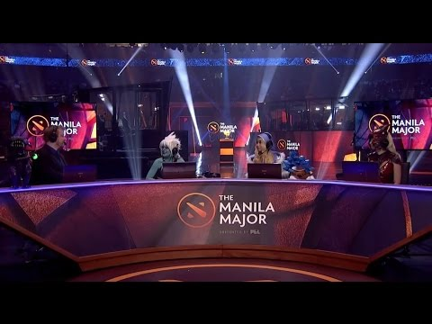 Dota 2 Cosplay Contest Manila Major 2016 Full HD