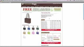 Reusable Bags Direct | How to Order Pt1 Thumbnail