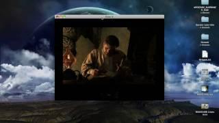 Myst Riven avec Riven X sous Snow Leopard (Mac OS X 10.6.1)