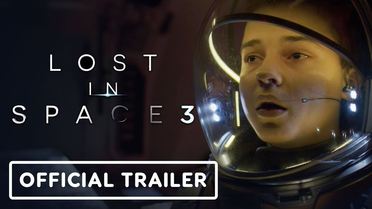 Download Lost in Space: Season 3 - Official Teaser Trailer (2021)