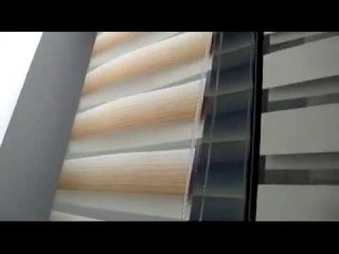 Zebra Roller Blind Design