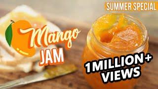 Mango Jam Recipe - How To Make Jam At Home - Fruit Jam Recipe - Varun Inamdar