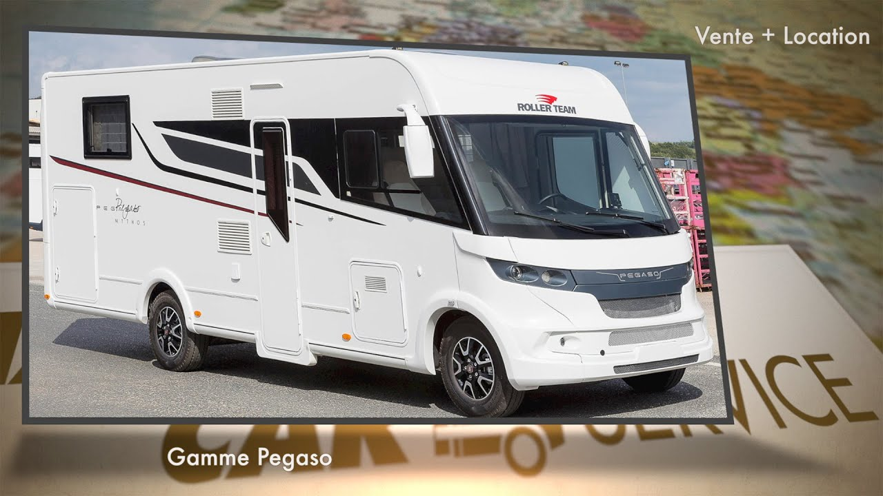 Vente location camping car service occasion gamme roller for Location yverdon les bains particulier