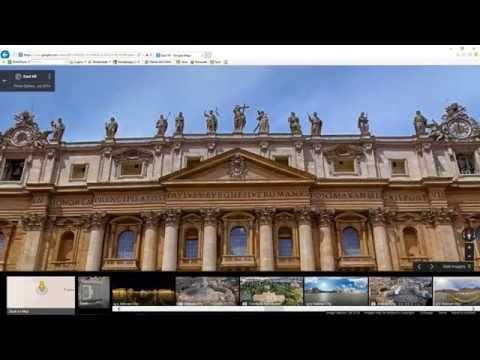 Video Dominion - Quick tour Vatican City travel guide inside look travel tour of Vatican City