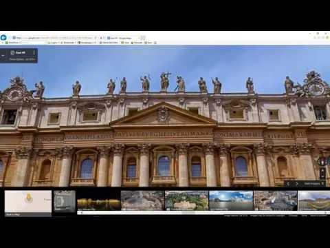 Video Dominion - Quick tour Vatican City travel guide inside look travel tour of Vatican City