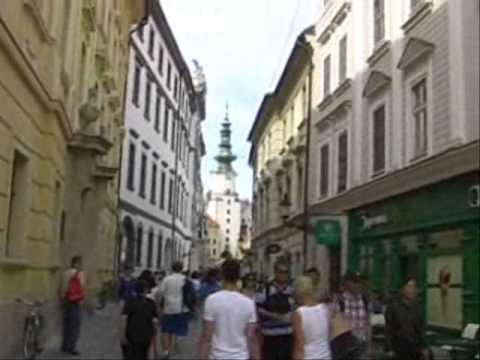 Bratislava - Perle der Slowakei