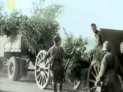 Hitler Ataca Rusia - Imágenes En Color (1992) - Documental Completo En Castellano