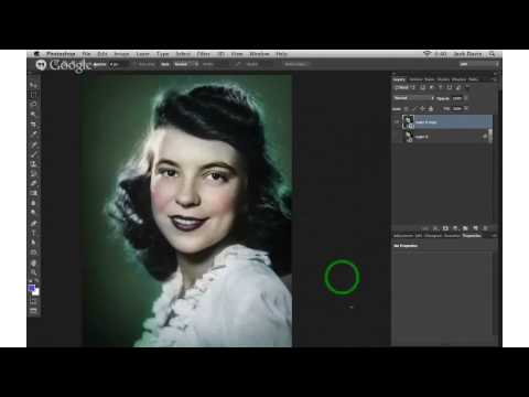 The Photoshop Show #41 Jack Davis On Painting In Photoshop
