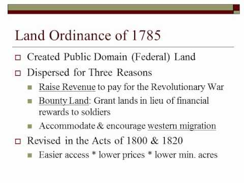 What is Public Domain Land.wmv