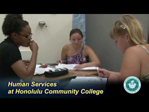 Human Services Program at Honolulu Community College