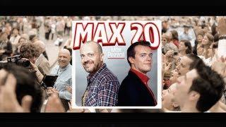 MAX 20 - Dal 4 giugno il nuovo album di Max Pezzali