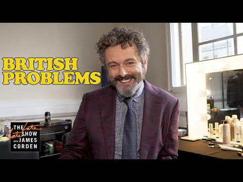 Michael Sheen Solves r/BritishProblems