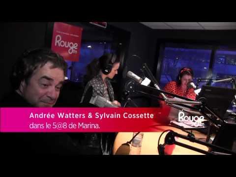 Sylvain Cossette et Andree Watters dans le 5@8 de Marina pour la St-Valentin - Integral