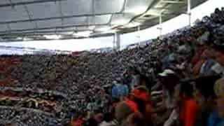 FIFA WM 2006: ARG vs NED - argentinian supporters thumbnail