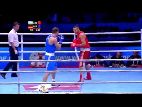 AIBA World Boxing Championships Doha 2015 - Session 5B - Preliminaries 2