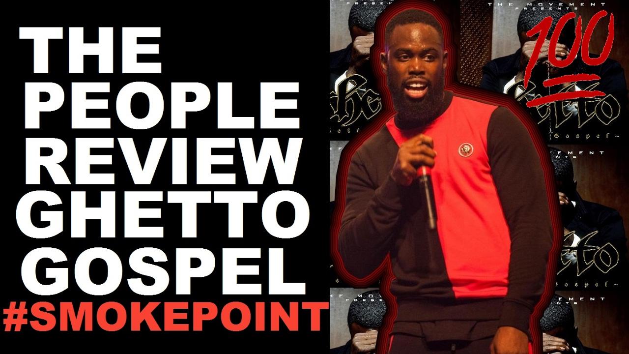 Ghetts - Ghetto Gospel Live (30/1/2017) : Logan Sama, Rude Kid, Sharky Major & More