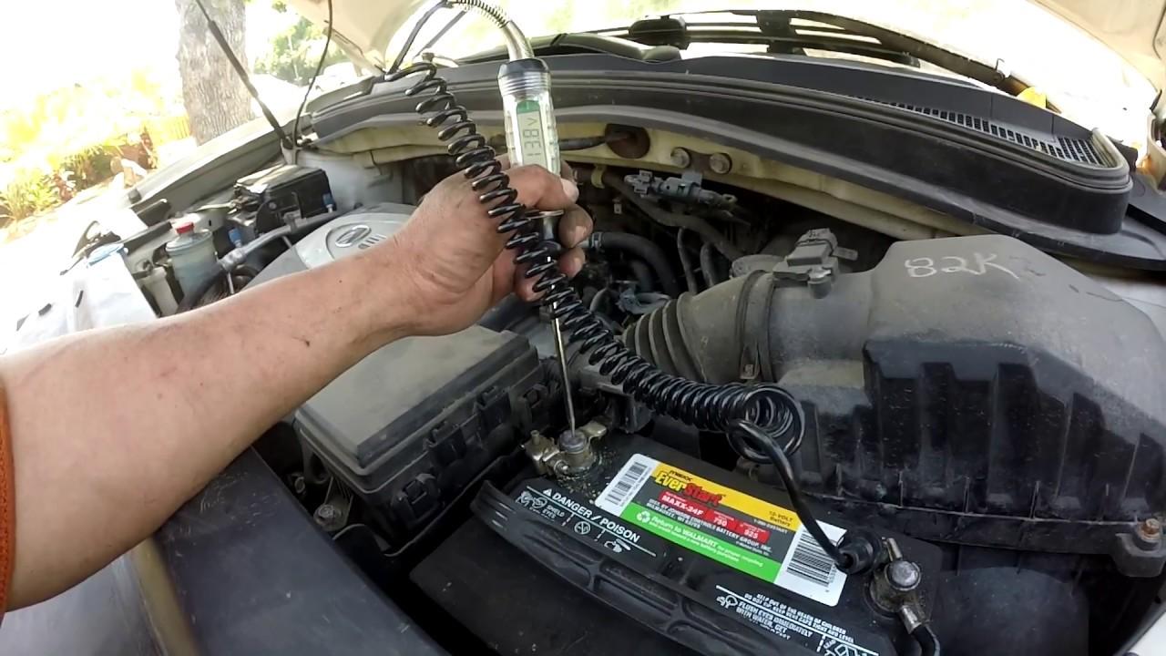 09 Acura Mdx Or Honda Pilot Alternator Replace Youtube 2010 Engine Diagram