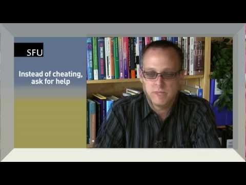 SFU --Computing Science Lecturer talks about group work