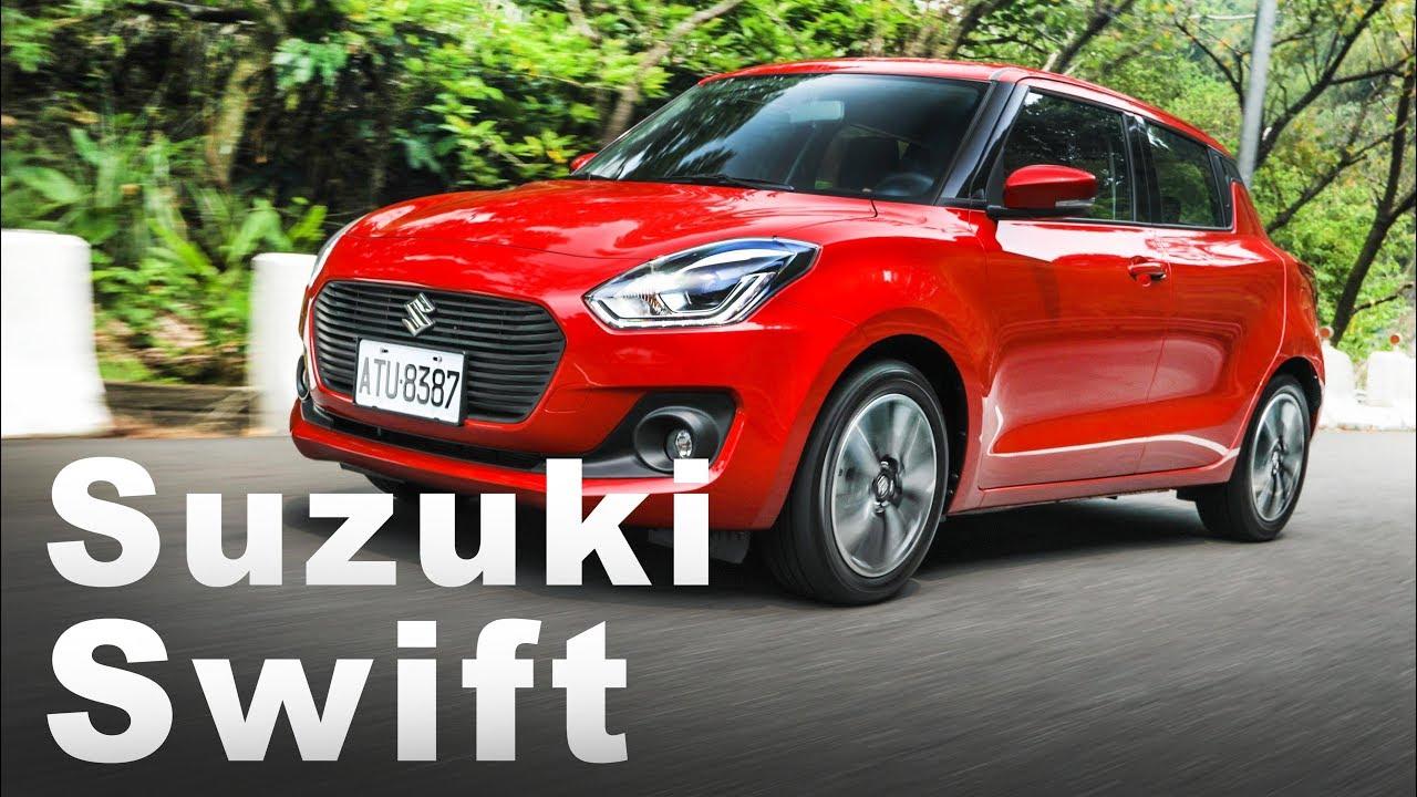 渦輪雨燕 樂趣機能再進化 Suzuki Swift 1.0L Boosterjet image