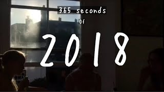 365 seconds of 2018