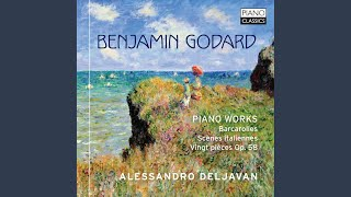 20 Pièce pour le Piano, Op. 58: VI. Petit canon in G Major