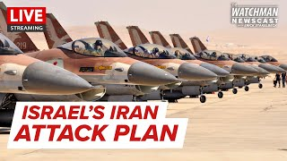 Israel Approves Iran Attack Budget; Russia & Iran Alliance Grows | Watchman Newscast LIVESTREAM