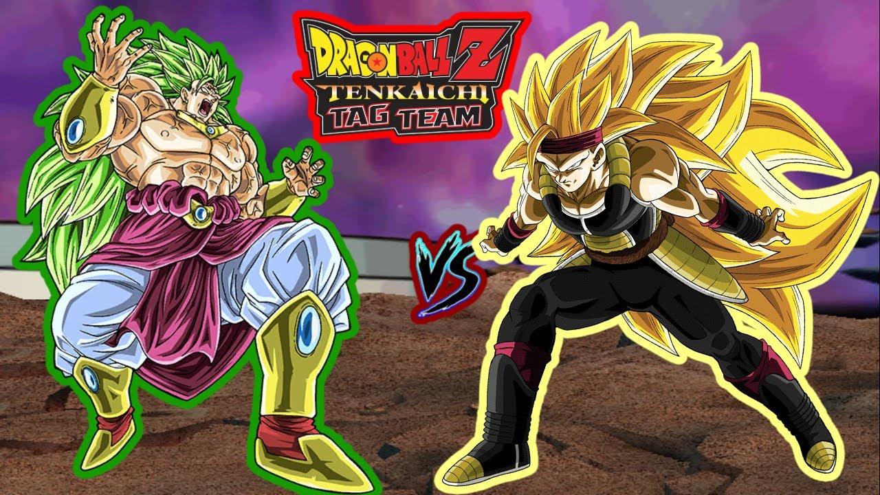 DRAGON BALL Z TENKAICHI TAG TEAM VERSION LATINO! PEDIDO DEL SUSCRIPTOR #01