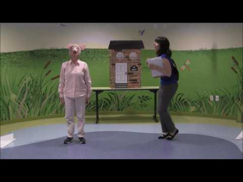 Stow Munroe Falls Public Library Summer Reading Skit 2017