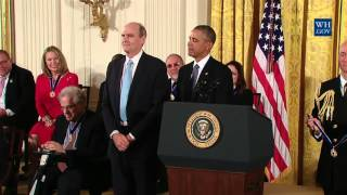 James Taylor Awarded Presidential Medal Of Freedom