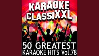 C'est Pour Toi (Karaoke Version) (Originally Performed By Céline Dion)