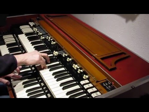 I'll Be Over You- Toto (Hammond organ)