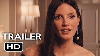 Molly's Game Official Teaser Trailer #1 (2017) Idris Elba, Jessica Chastain Biography Movie HD