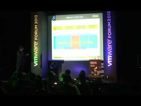VMware Forum 2013 COLOMBIA / Virtual & Mobile Desktops 4_