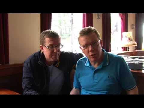 The Proclaimers on their new album