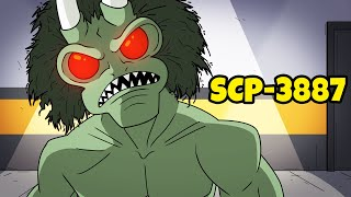Monster Under the Bed | SCP-3887 (SCP Animation)